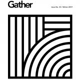 The cover of the Winter 2019 Gather publication